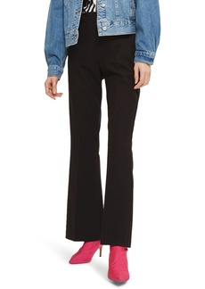 Topshop Slim Flare Trousers