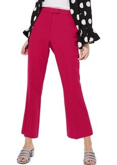 Topshop Slim Kick Flare Trousers