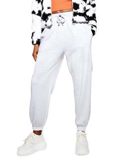Topshop Soft Oversize Jogger Pants
