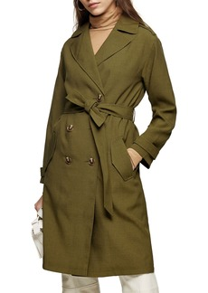 Topshop Sophia Trench Coat