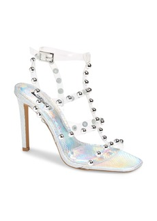Topshop Space Stud Caged Sandal (Women)