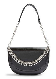 Topshop Spill Chain Shoulder Bag