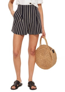Topshop Stripe Shorts