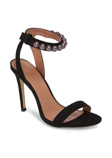 Topshop Super Trooper Embellished Strappy Sandal (Women)
