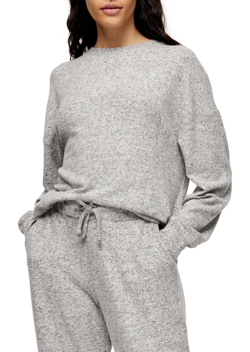 Topshop Supersoft Sweatshirt