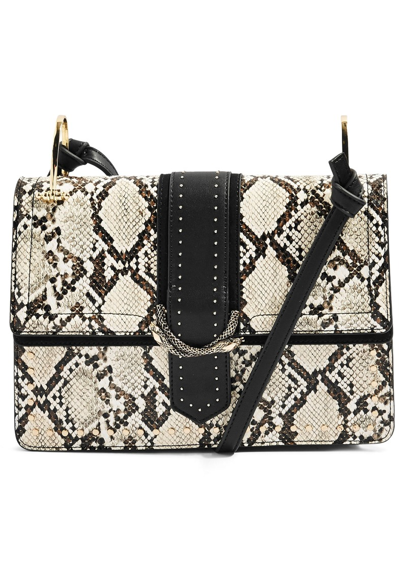 19666e2df63b Topshop Topshop Suri Snake Effect Shoulder Bag | Handbags