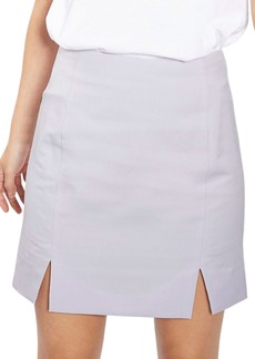 Topshop Tailored Skirt
