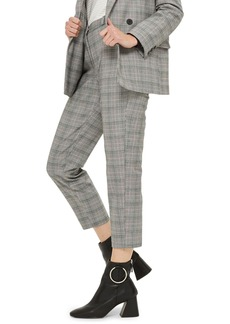 Topshop Tapered Suit Trousers
