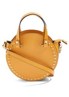 Topshop Taylor Circle Stud Tote Bag