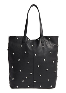 Topshop Taylor Studded Shopper