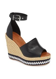 Topshop Wing Espadrille Wedge Sandal (Women)
