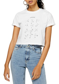 Topshop Zodiac Graphic Tee