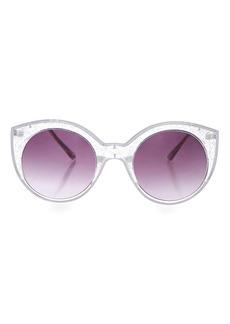 Tramline Cactus Cateye Sunglasses