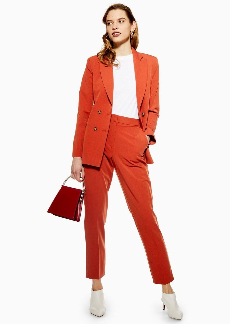 Unlined Suit Trousers