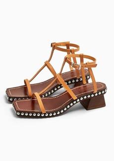 Topshop Valentina Stud Sandals