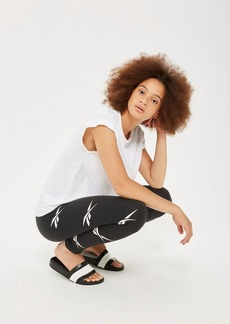 Vector Side Leggings By Reebok