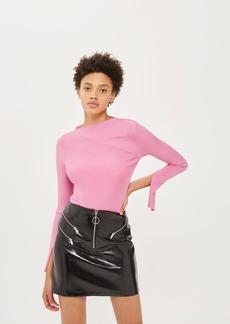 Vinyl Pelmet Skirt