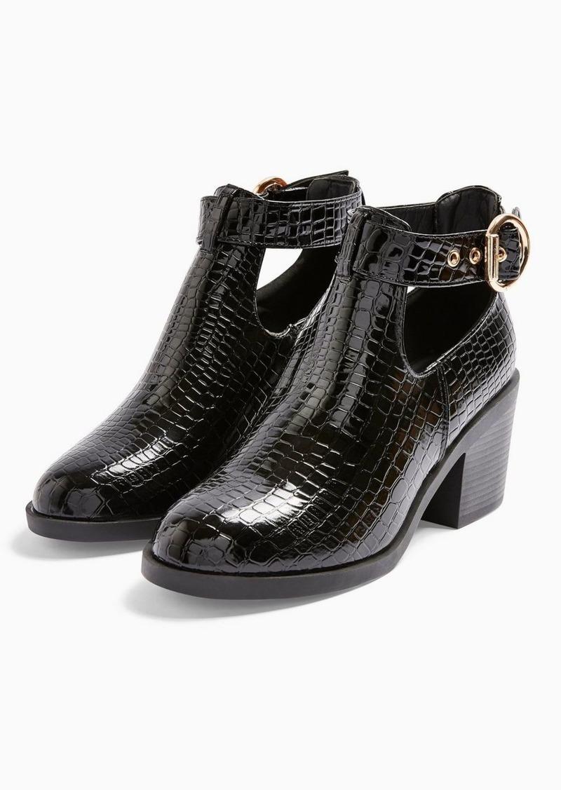 Topshop Wf Bianca Unit Boot