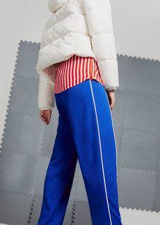 Topshop White Puffer Jacket