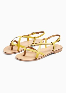 Topshop Wide Fit Hayley Sandals