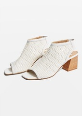Topshop Wide Fit Nifty Sandals