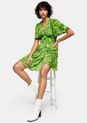 Topshop Willow Campaign Mini Dress
