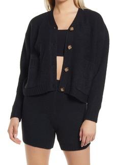 Women's Topshop Button Front Cardigan
