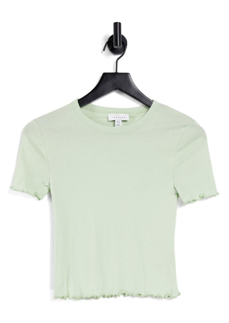 Women's Topshop Everyday Lettuce T-Shirt