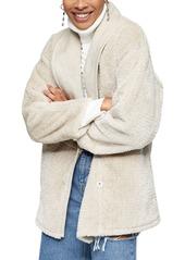 Women's Topshop Lucas Chuck On Jacket