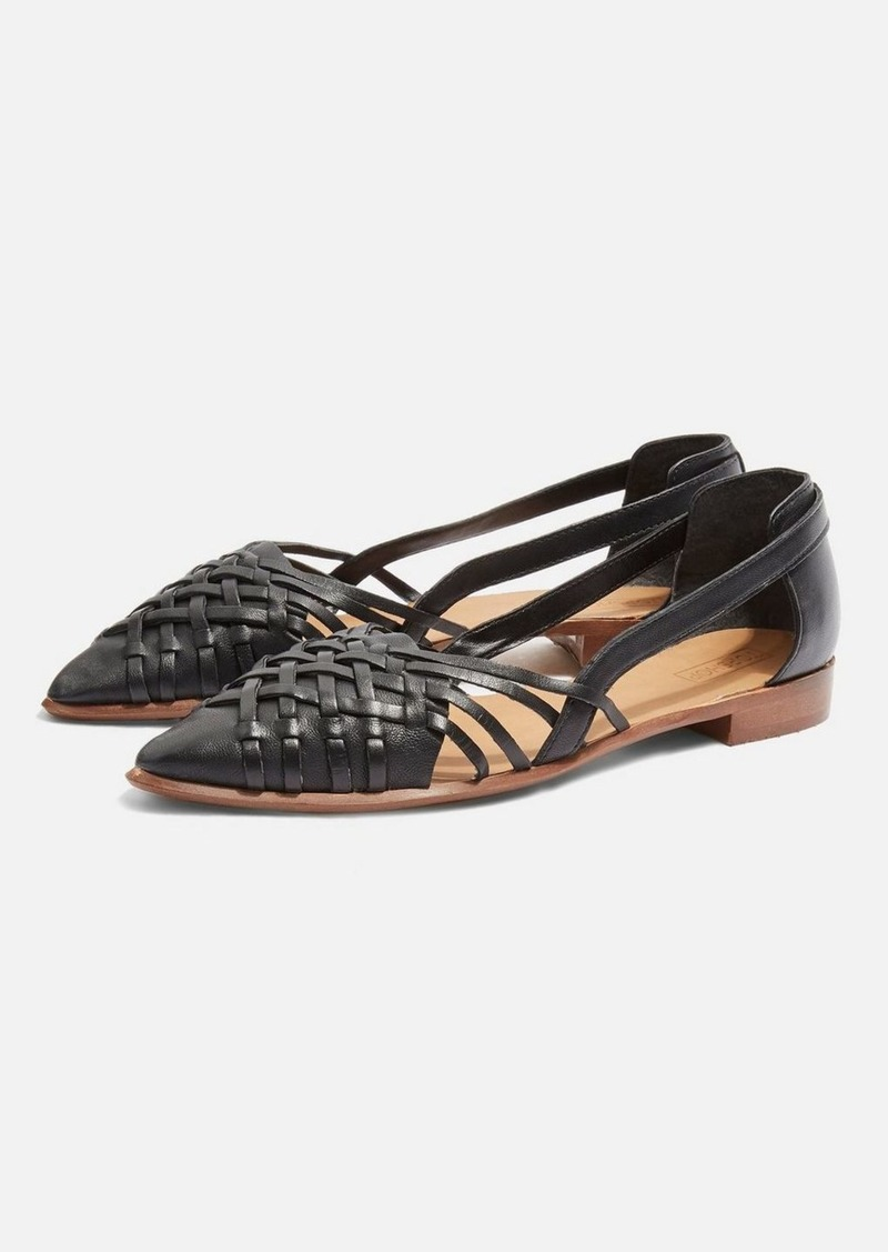 755d1b152d6 Topshop Abstract Woven Shoes