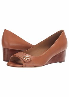 Tory Burch 45 mm Kira Open Toe Wedge