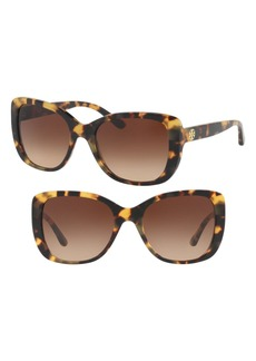 Tory Burch 53mm Square Sunglasses