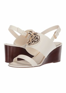 Tory Burch 65mm Metal Miller Wedge