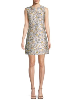 Tory Burch Abigail Jacquard Shift Dress