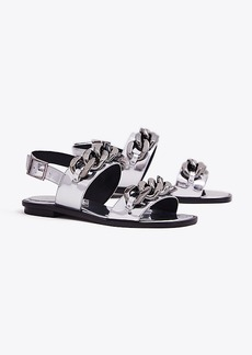 Tory Burch ADRIEN METALLIC SANDAL