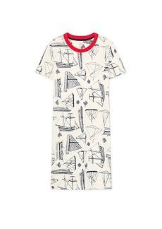 Tory Burch ADRIFT T-SHIRT DRESS