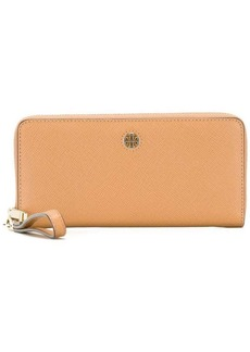 Tory Burch all around zip wallet