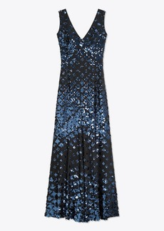 Tory Burch Allover Sequin Dress