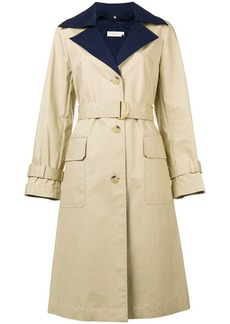 Tory Burch belted trench coat
