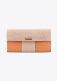 Tory Burch BLOCK-T TRAVEL CLUTCH
