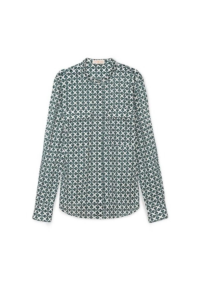Tory Burch Brigitte Shirt Casual Shirts Shop It To Me