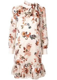 Tory Burch burnout shift dress