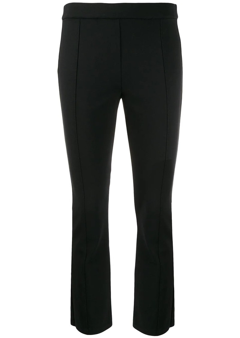 Tory Burch button detailed trousers