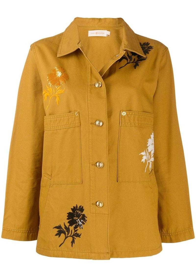 Tory Burch button-up jacket