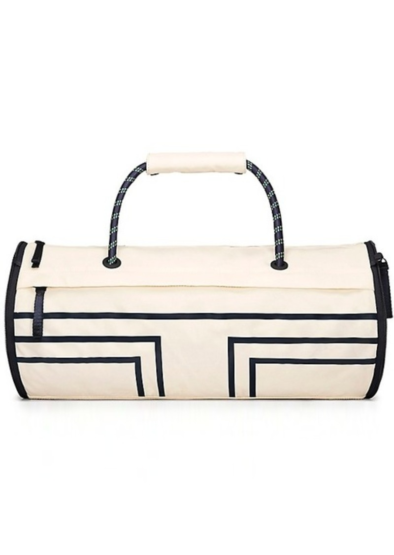 Tory Burch Canvas Packable Duffle Bag