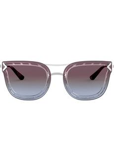 Tory Burch cat-eye shaped sunglasses