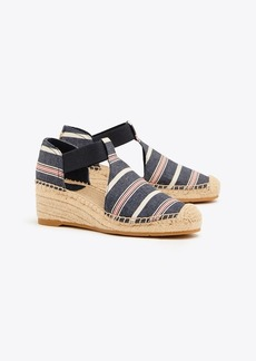 Tory Burch CATALINA STRIPED ESPADRILLE