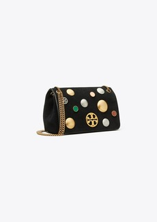 Tory Burch CHELSEA CONVERTIBLE STUD EVENING BAG