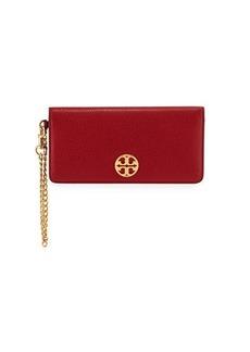 Tory Burch Chelsea Wristlet Envelope Clutch Bag