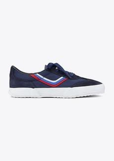 Tory Burch Chevron-Striped Sneakers